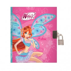 Pam�tn�k so z�mkom A5 WINX PP