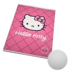 Zo�it A4 32list HELLO KITTY
