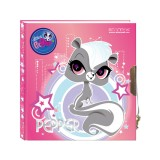 Pam�tn�k so z�mkom A6 LITTLEST PET SHOP