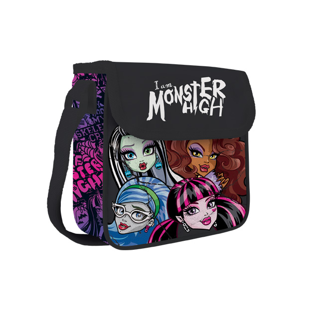 Taška na rameno MONSTER HIGH 672  7f02093fb3c