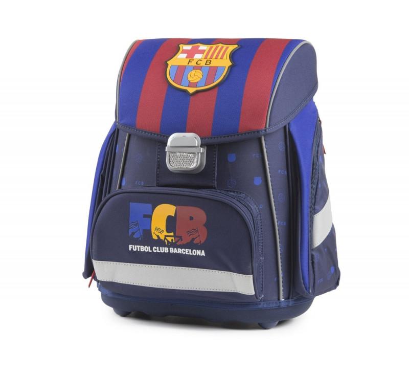 2c024b3078 Kompaktná školská taška FC Barcelona PP