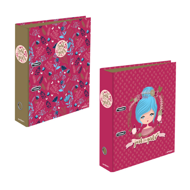 Pákový poradač A4 Just 4 Girls