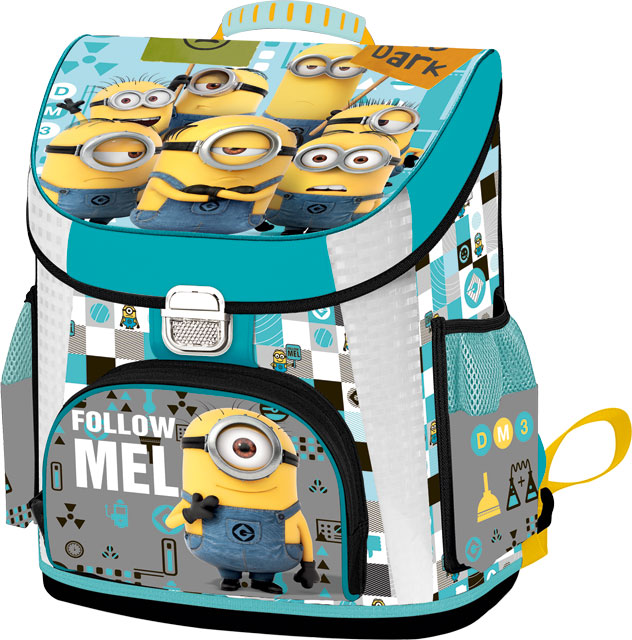 e49882c583 Kompaktná školská taška Mimoni