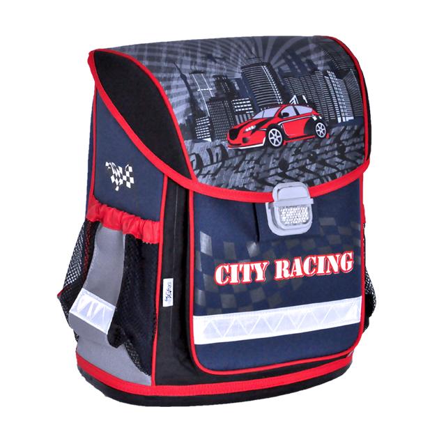 8e01403d3f Kompaktná školská taška REYBAG Auto