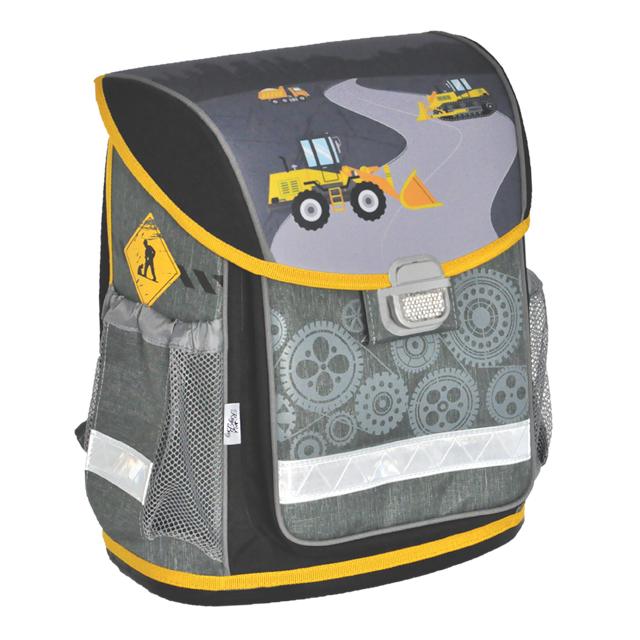 a98a3ac06d Kompaktná školská taška REYBAG Bager
