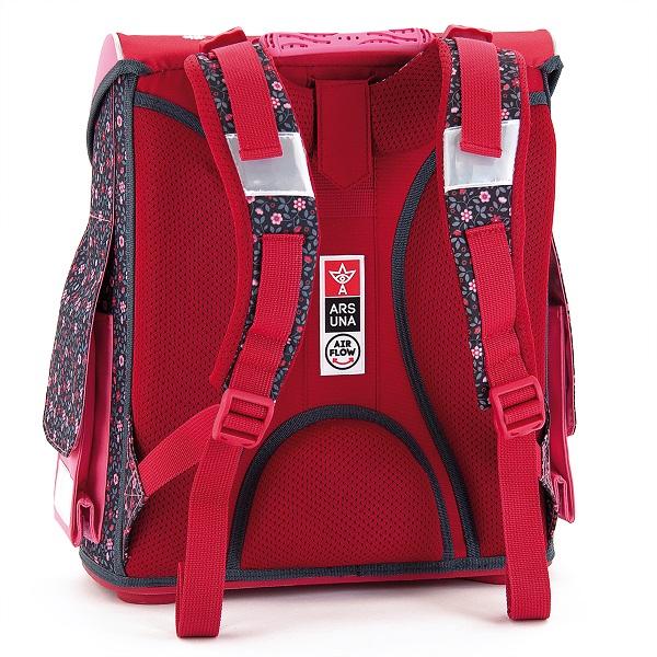 db189ad9c2 Kompaktná školská taška Lienka La Coccinelle