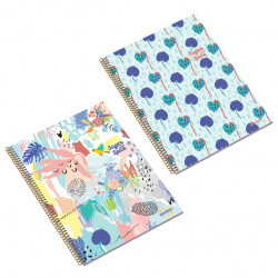 Zošit so špirálou Sugar and Spice