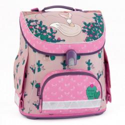 be71e9e35f Kompaktná školská taška Líška Wonderful Desert